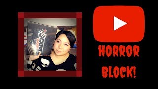 Horror Block Unboxing - X (love this box!)