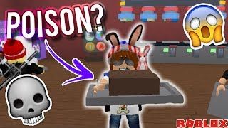 POSIONING PEOPLE IN ROBLOX?! ☠ (Bakers Valley)