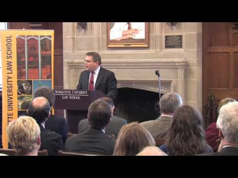 Annual Hallows Lecture by the Honorable Mark R. Filip