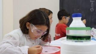 НА Занимательная наука – уроки для будущих ученых