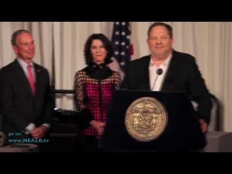 Harvey and Bob Weinstein to be Honored at Made in NY Awards