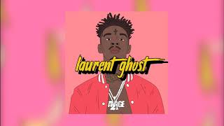 "[FREE] ""Laurent Ghost"" 21 Savage Ft. Drake Type Beat | IVN"