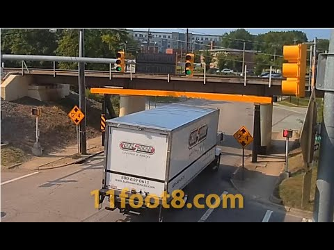 Roof Removal At The 11foot8+8 Bridge