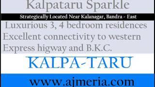SparkleKalpataru-Kalanagar-Bandra-mumbai-3BHK-Luxury-apartment-residential-property-ajmeria.com