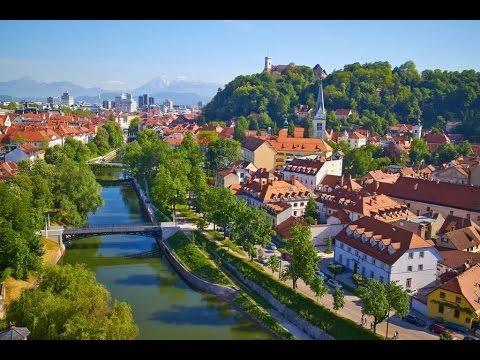 احداثيات سلوفينيا