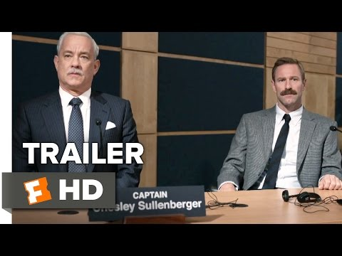 Sully Official IMAX Trailer (2016) - Tom Hanks Movie