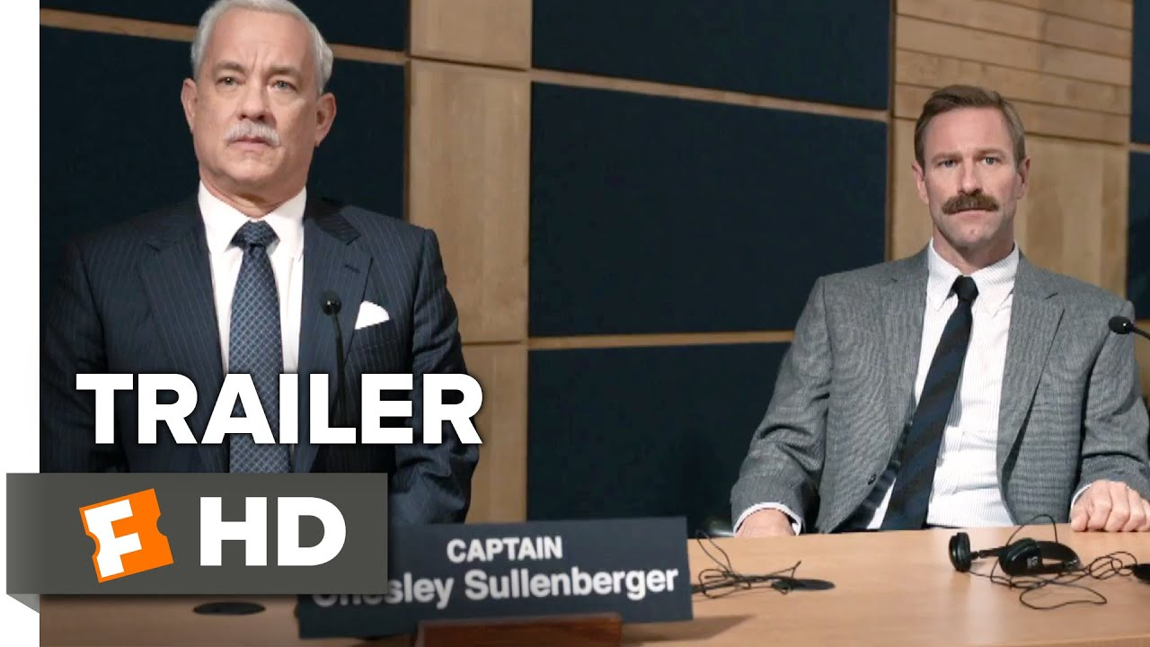 sully official imax trailer 2016 tom hanks movie youtube