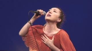 「心に寄り添う...」平原綾香さんの歌声 被災地に響く