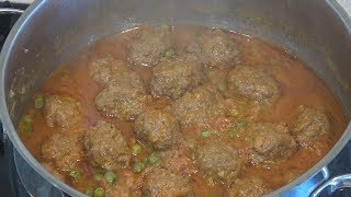 """ AFGHANI KOFTE "" Bajias Cooking"