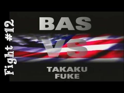 Bas Rutten's Career MMA Fight #12 vs. Takaku Fuke