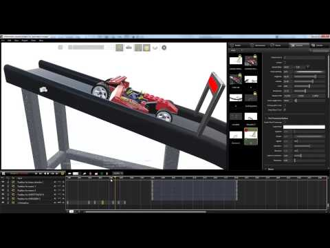 Animations with SOLIDWORKS Visualize 2017