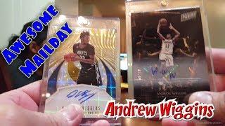 Andrew Wiggins - Mailday