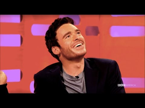 Richard Madden Feels Dirty Telling This Story  The Graham Norton