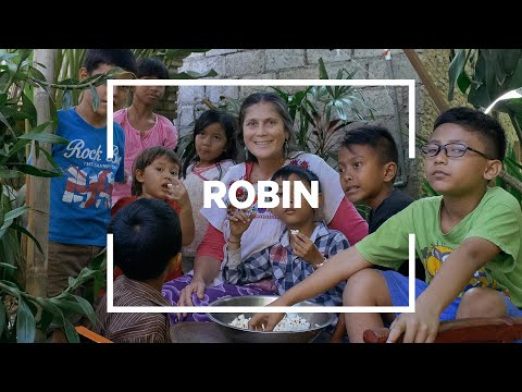 """ROBIN LIM """"The Most Important Job in the World"""""""