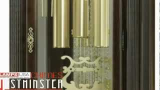 Howard Miller Korben Floor Grandfather Clock Chimes 611 184