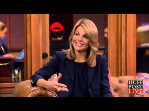 Lori Loughlin ('Full House') Talks John Stamos | HPL