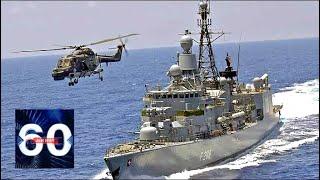 Германия отказалась отправлять военные корабли в Керченский пролив. 60 минут от 11.03.19
