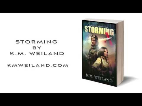 Storming: A Dieselpunk Adventure Novel (Book Trailer)