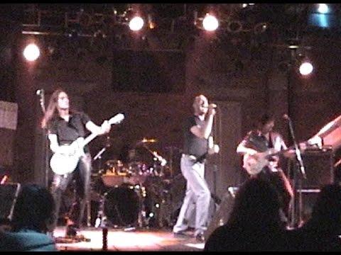 SGL at Back Alley Gig - May 2003