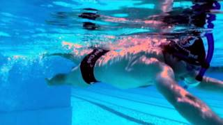 Swimming Training Program Secret Tip - How to Pull Underwater Drills