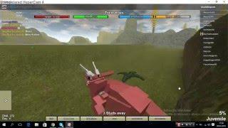 Dinosaurus simulator : czech jak hrát a spy! :D