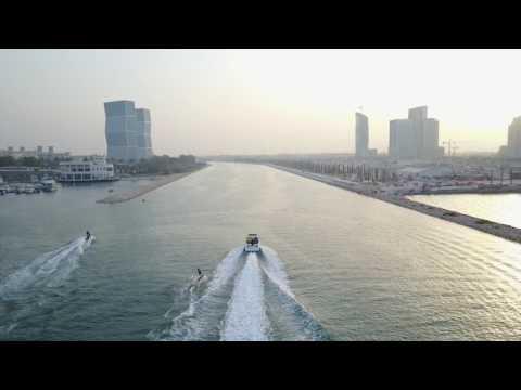 Qatar Water Sport Xstar Session / July 2017 / Doha, Qatar /