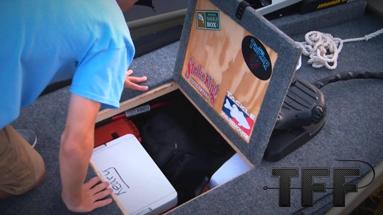Custom 12 Foot Jon Boat Youtube
