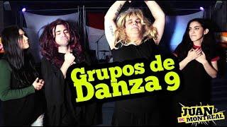 Grupos de Danza 9
