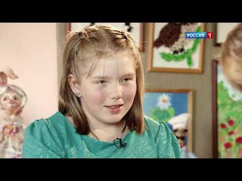 Канал «Россия-1» показал в программе 10-летнюю сироту из Кузбасса