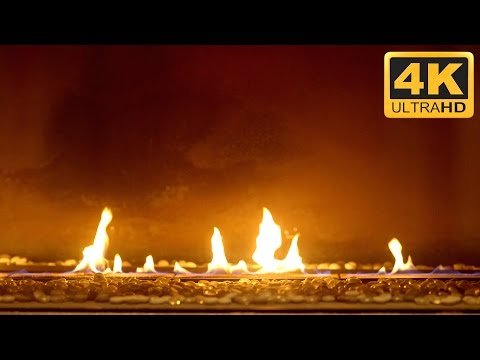 Cool UHD Fireplace Video in Ultra HD - Download Now