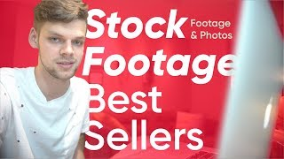 My 7 Best Selling Stock Files and Lessons Learned