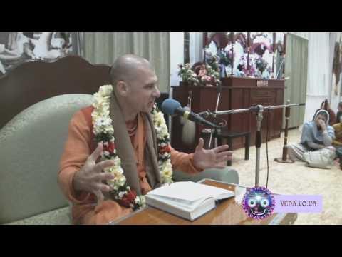 Бхагавад Гита 3.27 - Бхакти Расаяна Сагара Свами