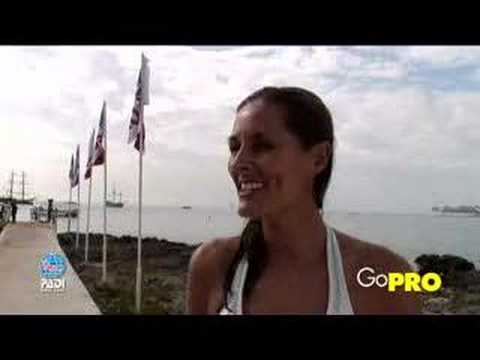The Life of a PADI Pro | Scuba Instructor Life: PADI Pro--Rosalie