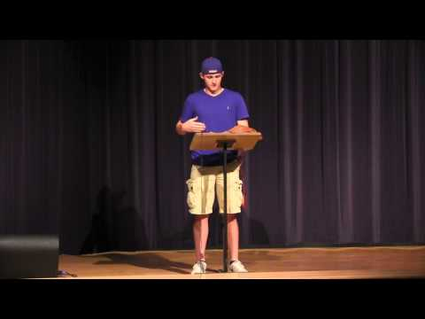 Lucas Moore CMS 100 Speech 1