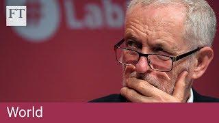 Corbyn returns triumphant to Brighton