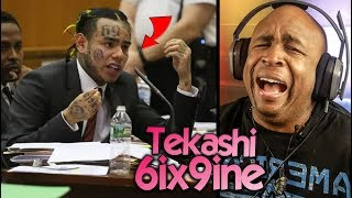 Rappers React to 6ix9ine Snitching REACTION!!