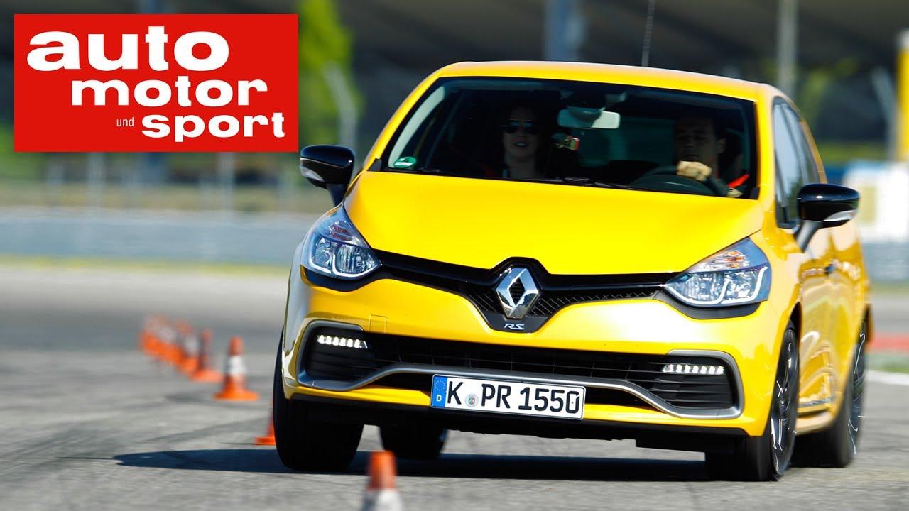 Fahrbericht Renault Clio RS