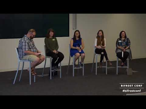 BIFROST CONF: Investing in Junior Talent (Panel)