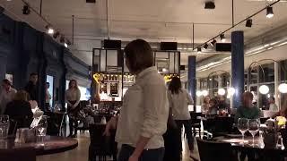 видео Ресторан Rыба / Рыба