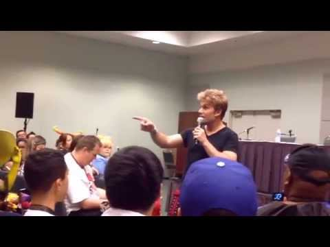 Vic Mignogna Anime Expo 2014 Los Angeles Convention Center
