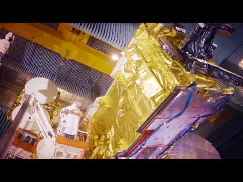 SKY Brasil-1, an Airbus-built telecommunication satellite for DIRECT TV