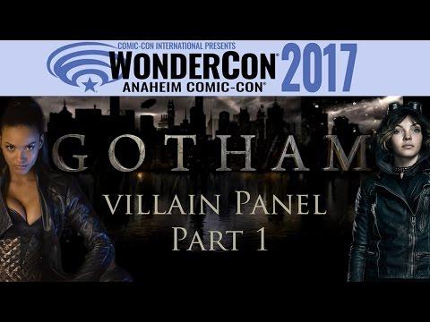 WonderCon 2017 - Gotham Panel - Part 1