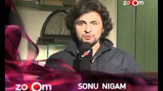 Sonu Nigam on zoOm - India