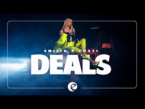 EMILIA x COSTI • DEALS • official video 5K