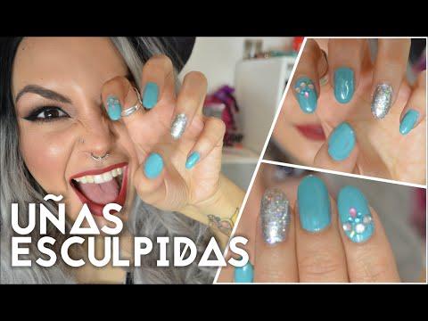 UÑAS ESCULPIDAS y todo sobre ellas!! Sculptured Nails// AZUMAKEUP