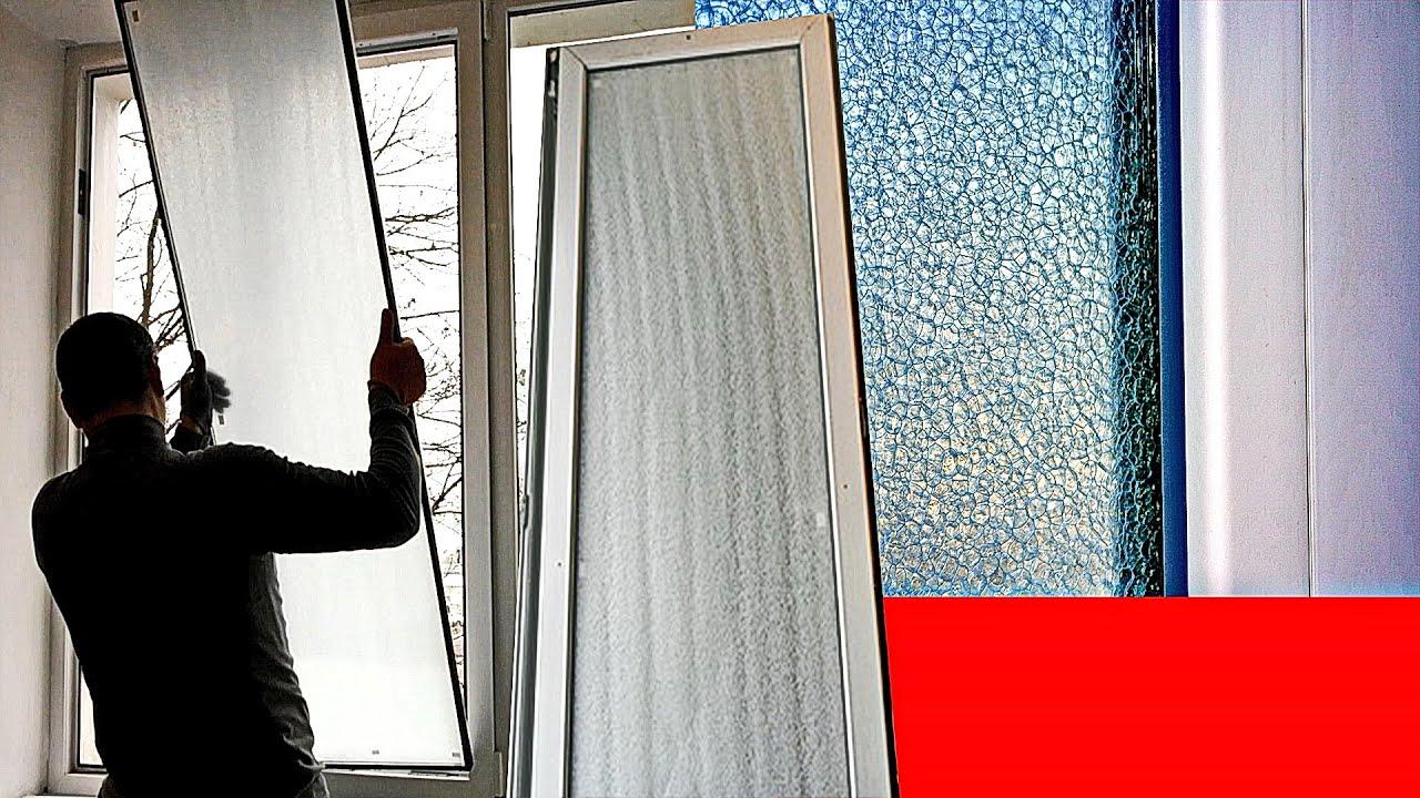 Утеплить пластиковые окна своими руками фото 248