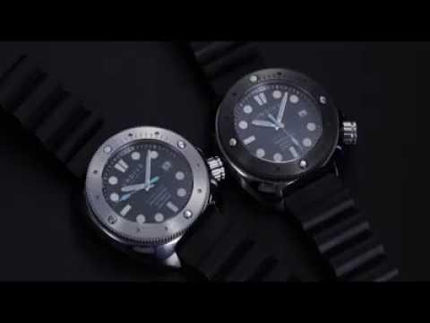 DARK SEA 500m by Undive Watches