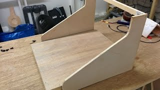 Drawer Slide Cnc Build - 1