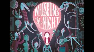 Museums at Night 2014: Will Gompertz on the Chris Evans Breakfast Show