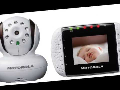 motorola mbp33 wireless video baby monitor buy baby cam youtube. Black Bedroom Furniture Sets. Home Design Ideas